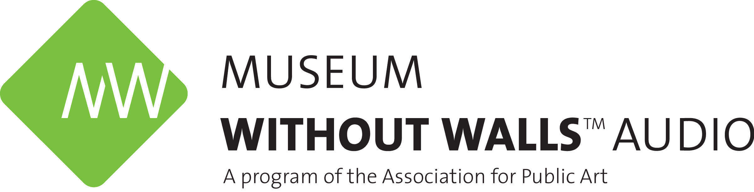 Museum Without Walls Logo
