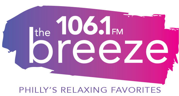 106.1 the breeze Logo