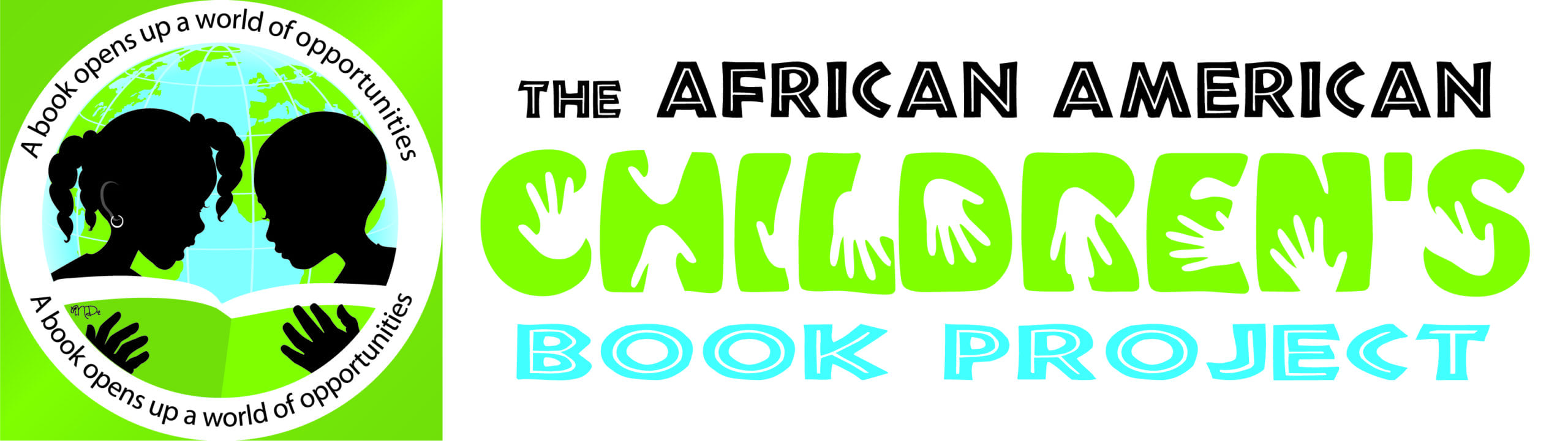 The African American Children's Book Project Logo